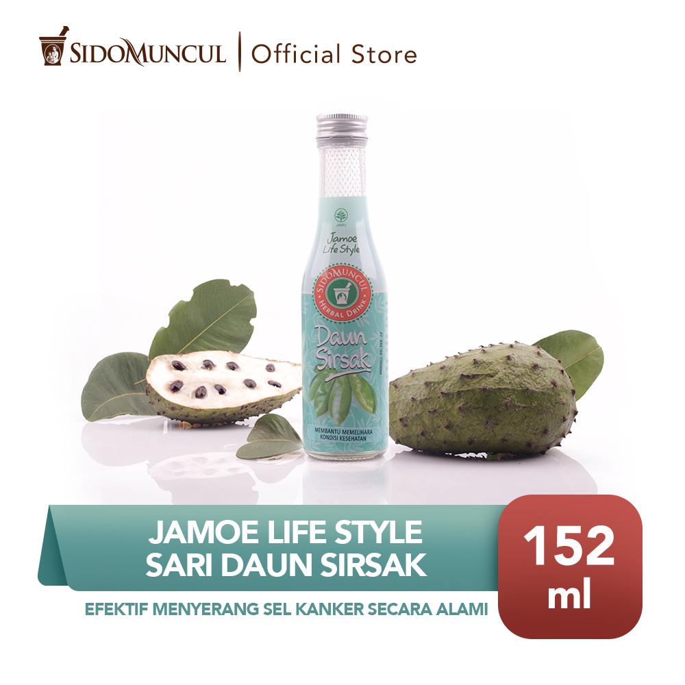 Jamu Jamoe Life Style Daun Sirsak Antioksidan Kekebalan Tubuh