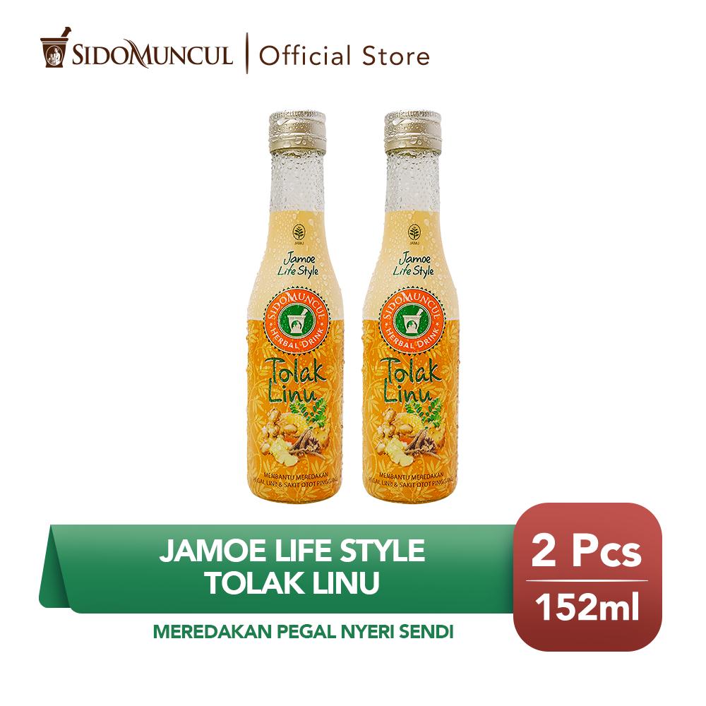 Jamu Jamoe Life Style Tolak Linu Herbal Meredakan Pegal Nyeri Sendi 2x