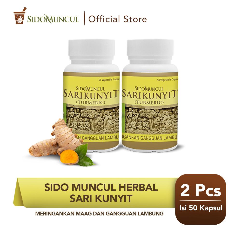 Paket Rahmat 1 (Ramadhan Hemat) - 2 Botol Sari Kunyit