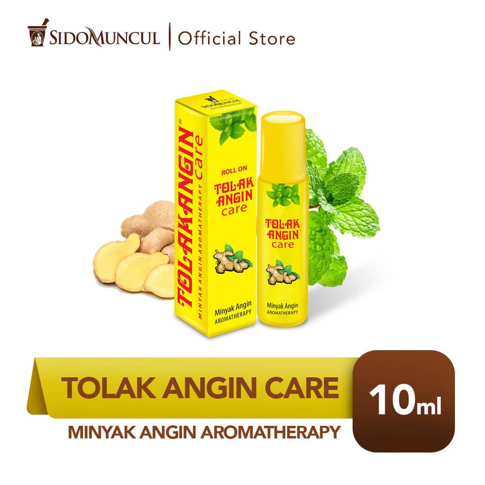 Tolak Angin Care 10 ml Minyak Angin Aromaterapi - Hilangkan Gatal